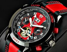 Zeitlos Exzellent Beast - limited edition GMT - reference ZL-EB-10