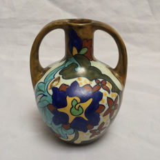 Amphora - Earthenware vase