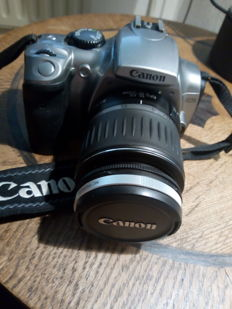 CANON EOS 300D without Lens 18-55 fine condition