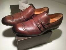 Gucci - Moccasins with double buckle
