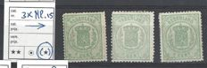 The Netherlands 1869-1950 – small collection