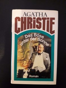 Agatha Christie; Lot with 3 of her books - 1939 / 1978