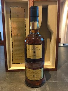 Gold Bowmore 1964 - 44 years old - OB