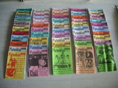 92 issues of Platenblad