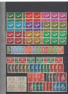 The Netherlands 1940/1974 - Batch of series and separate values between NVPH 332 and 1054