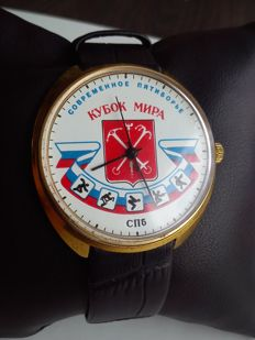 Raketa - USSR/Russian men's watch from the 1980s