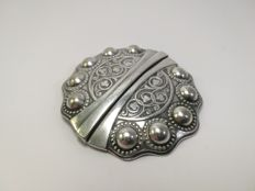 Antique WMF belt buckle, ca.  1900-1920