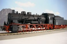 Roco H0 - 43233 - Steam locomotive E with tender  4800 series of the NS.