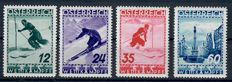 Austria 1920/1955 - Collection on cards
