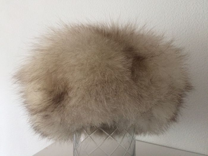Rot-Front - Fur hat