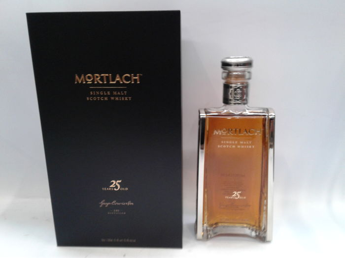 Mortlach 25 years old - OB