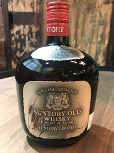 Suntory Old Whisky Wheat Limited Edition