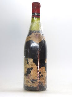 1976 Chambolle Musigny 1er Cru Domaine J. Drouhin