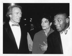 Peter Borsari /John Paschal - Michael Jackson, Clint Eastwood and Mike Tyson - Hollywood, 1987/9