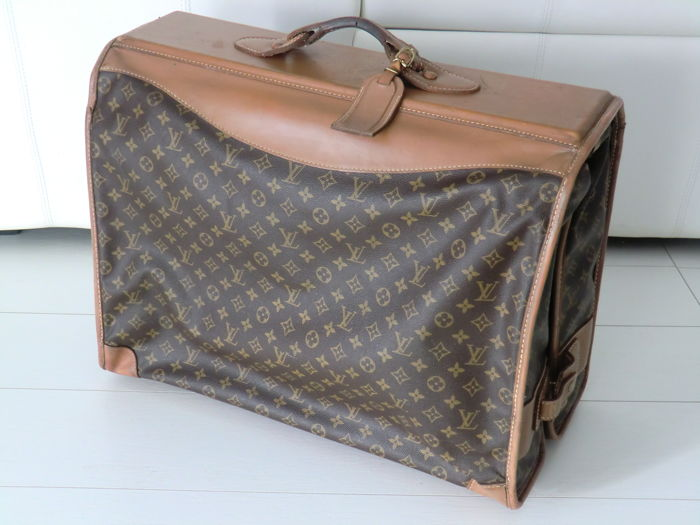 b16e4890df24 Louis Vuitton The French Luggage Co. – Vintage Valise 1970s ...
