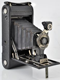 1914  KODAK  'No.1A'  Autographic KODAK JUNIOR Folding Camera.