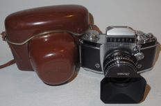 Exakta VX IIa - Single-lens reflex - 1961