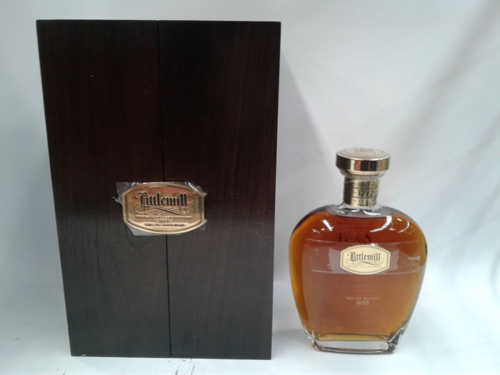 Littlemill 25 Year Old Private Cellar Edition 2015
