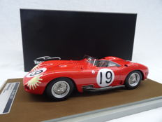 Tecnomodel - Scale 1/18 - Maserati 450S - Winner Sieger 12h Sebring 1957 car #19 - Limited 120 pieces - Drivers: Behra - Fangio