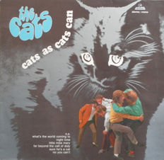 "Cats As Cats Can 14 Lp's And A Double Album  Rare And Very Rare Records  Of  "" The Cats ""  With Their First Album"