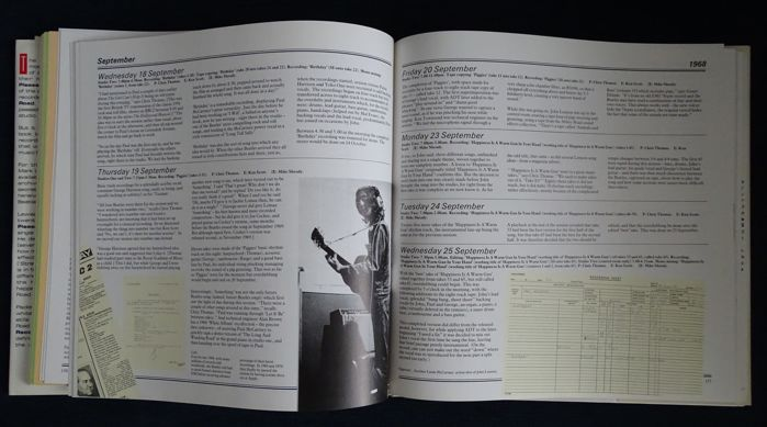 The Complete Beatles Recording Sessions Book