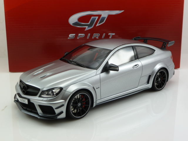 GT-Spirit - Scale 1/18 - Mercedes Benz C63 AMG Coupe - 2014 - Catawiki