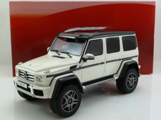 GT-Spirit - Scale 1/18 - Mercedes Benz G500 4X4² - 2015