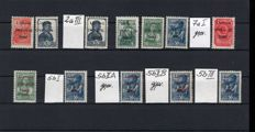 German Occupation 1939/45 - 
