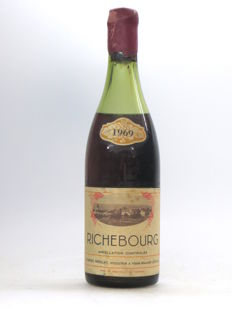 1969  Richebourg Grand Cru - Charles Noellat x 1 bottle