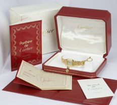 Cartier - Panthere Mini - 1130 - Dames - 1990-1999