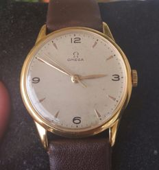 Omega, men's, hand-wound – Calibre 30T2 SC, from 1949