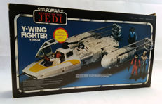 Star Wars Y-WING Fighter Vehicle in box (1983)