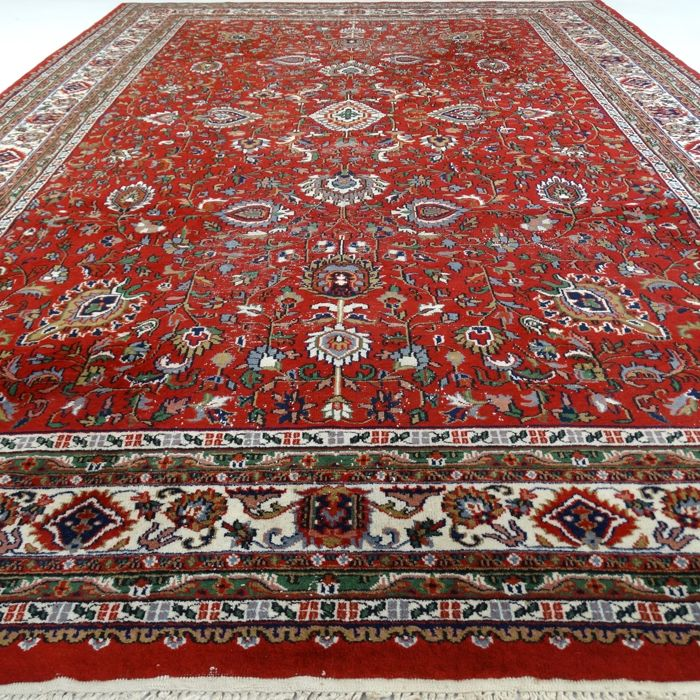 Tabriz - 360 x 253 cm - 'XXL -