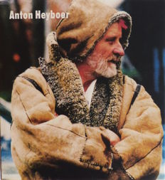 Anton Heyboer - Lot with 4 books on Anton Heyboer - 1967 / 2001