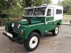 Land Rover - 88 I Series - 1956