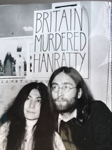 Unknown - John Lennon and Yoko Ono, 1969 & Iain Macmillan - John Lennon, 1960s