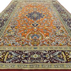 "Anatolia - 223 x 149 cm.  – ""Persian carpet in beautiful condition"" - With certificate."