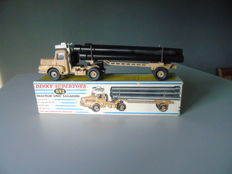 Dinky Supertoys-France - Scale 1/48 - Saharan Unic truck tractor No.893