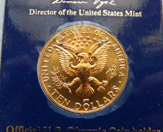 United States - 10 dollars 1984 'Los Angeles Olympic Games' - gold