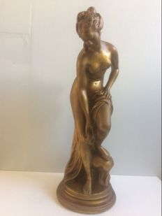 Decorative; Classic standing nude - 2nd half of 20th century