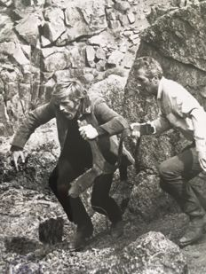 Unknown - Paul Newman & Robert Redford - 'Butch Cassidy and the Sundance Kid', 1969