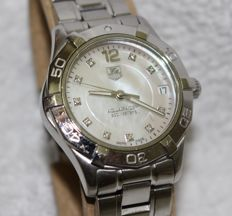 TAG Heuer - Aquaracer Diver Diamonds Dial - WAF1312 - Dames - 2000-2010