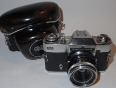 Zeiss Ikon / Voigtlander 35s (TM) - rare, beautiful single-lens reflex - 1970