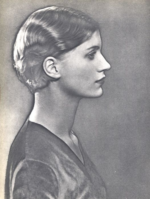 Man Ray (1890-1976) - Lee Miller (Solarized)