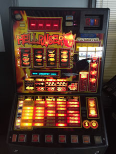 HellRaiser - Euro slot machine - 21st century