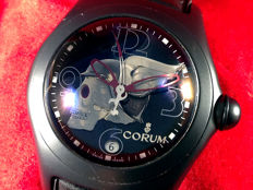 Corum Bubble Night Flyer, The Collector Series - 82.150.20 - Unisex watch - 18 August 2005.