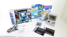 Game Boy DMG in original box