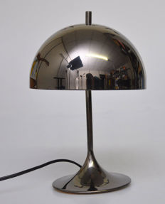 Unknown designer - Vintage Space Age design table lamp