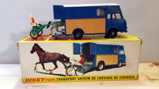 Dinky Toys-France - Scale 1/43 - Saviem Transport of racehorses No.571