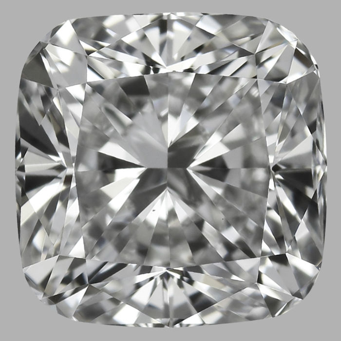 0.85Carat Cushion Modified  Diamond, E VS1 , Cert: GIA -Serial-JD1733